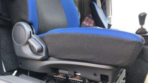 運転席シート 車内嘔吐処理クリーニング 車ルーム・シートクリーニング滋賀